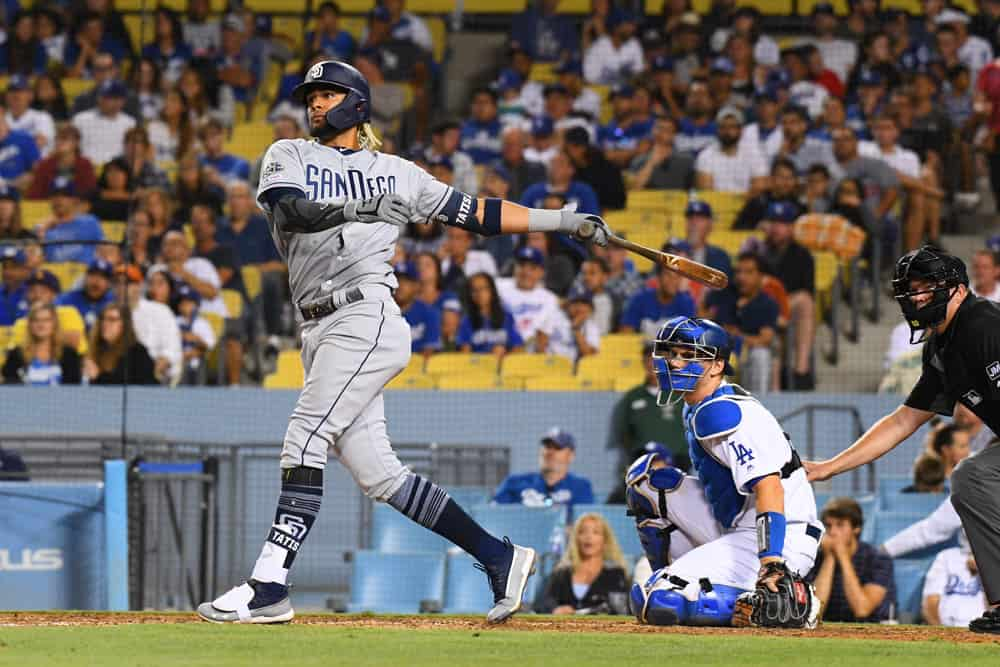 Free expert MLB betting picks world series 2021 futures bets Padres Dodgers