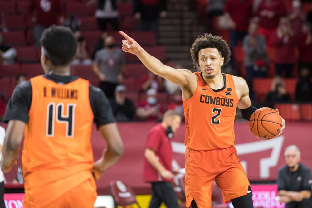 Zach Brunner looks at the best NBA betting odds, picks and props for the NBA Draft 2021, which will take place on July 29 | Cade Cunningham