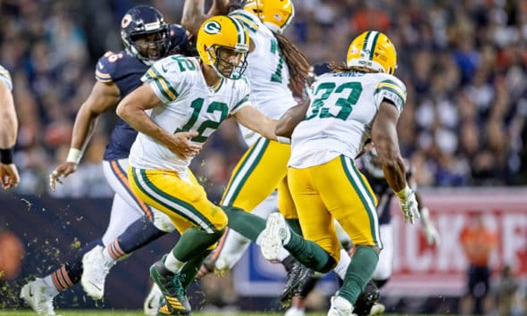 The best NFL betting picks for Week 3 Monday Night Football Packers vs. Lions on FanDuel Sportsbook with expert odds, lines, player props & parlays