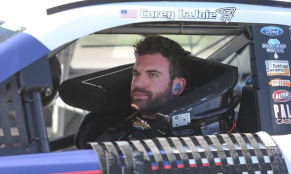 Why Corey Lajoie is the best NASCAR betting pick to win this Saturday's Coke Zero Sugar 400 at Daytona, and more free odds & best bets today