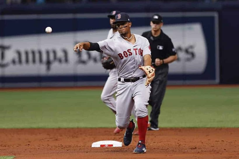 The best free expert MLB bets today with Las Vegas betting odds and picks like Red Sox ML (+143) at Rays tonight, on Thursday 10/7/21.