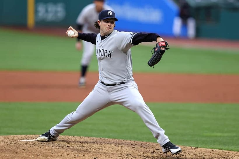 The best free expert MLB bets today with Al Wild Card game betting odds and player prop picks like Gerrit Cole OVER 6.5 strikeouts   10/5/21